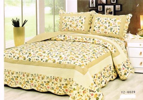 ผ้าคลุมเตียงขนาด 8 ฟุต